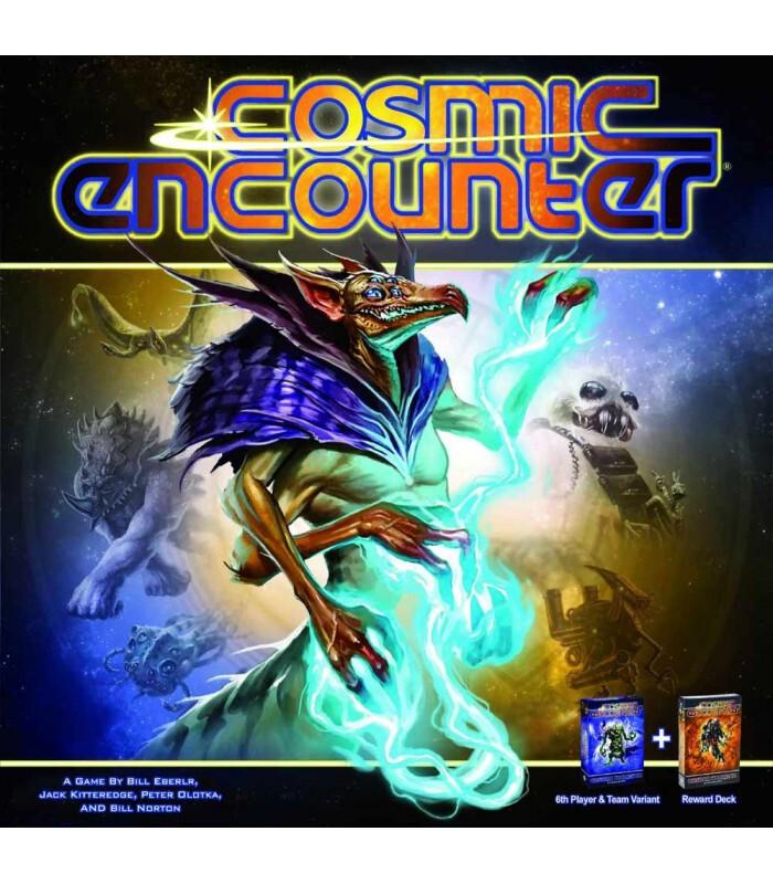 عکس جعبه بازی COSMIC ENCOUNTER