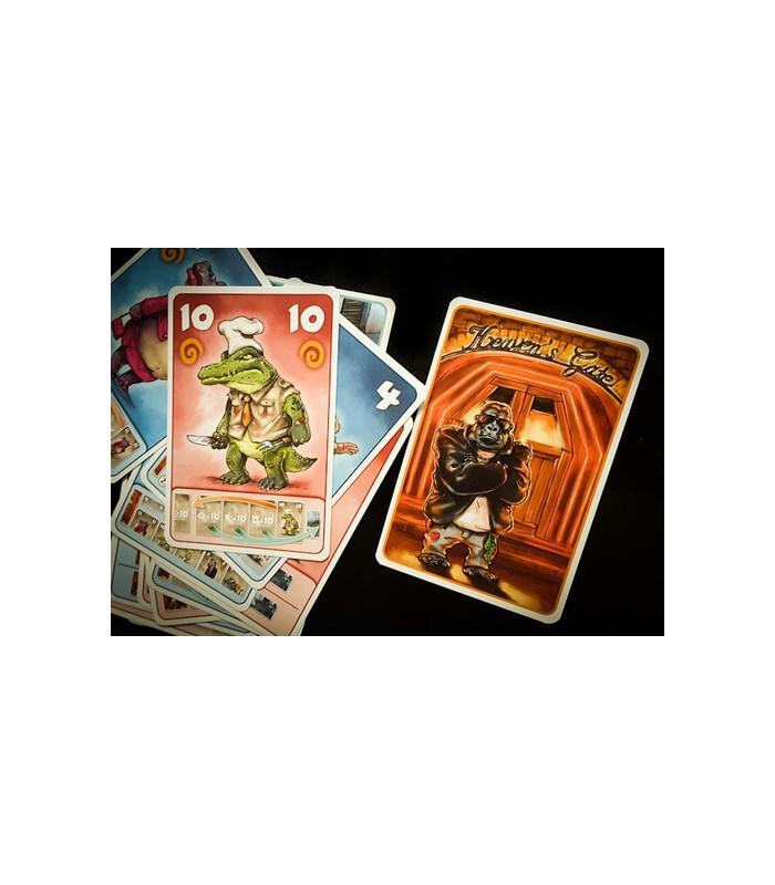 کارت های شخصیتهای beasty bar