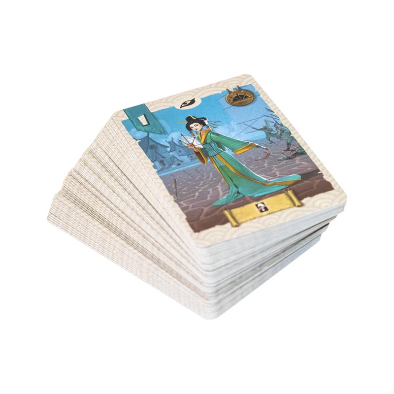 کارتهای بازی Kenjin