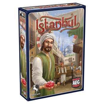 جعبه بردگیم استانبول محصول جی اس بردگیم (Istanbul)