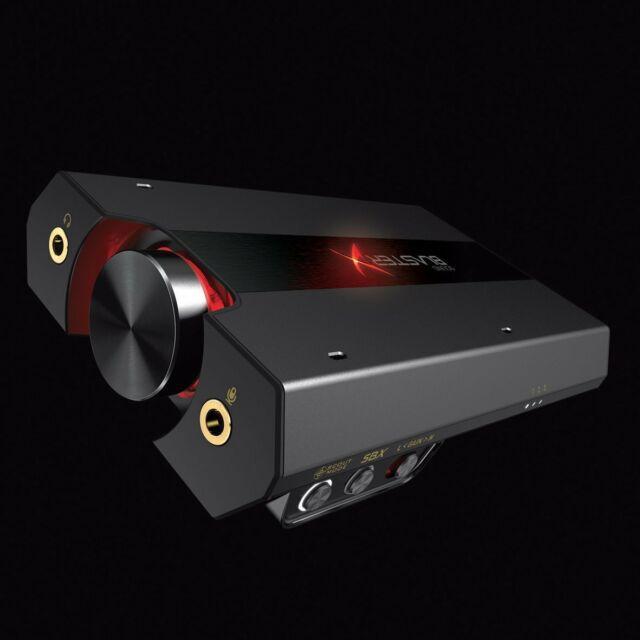 کارت صدا Creative مدل Sound BlasterX G5 از گوشه