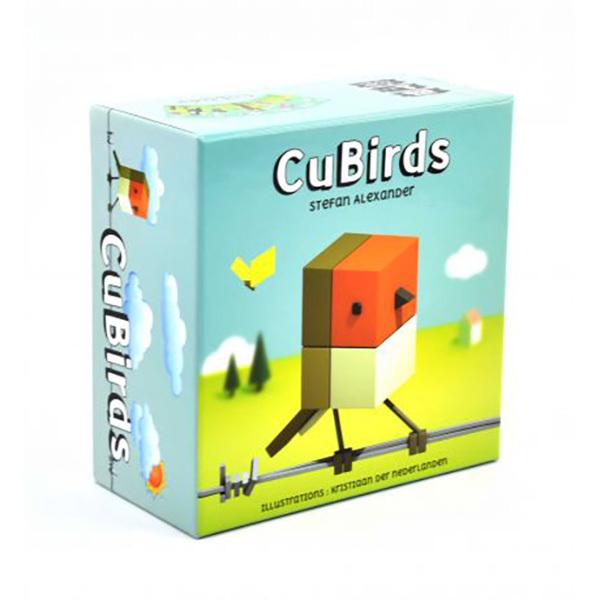 جعبه بردگیم Cubirds