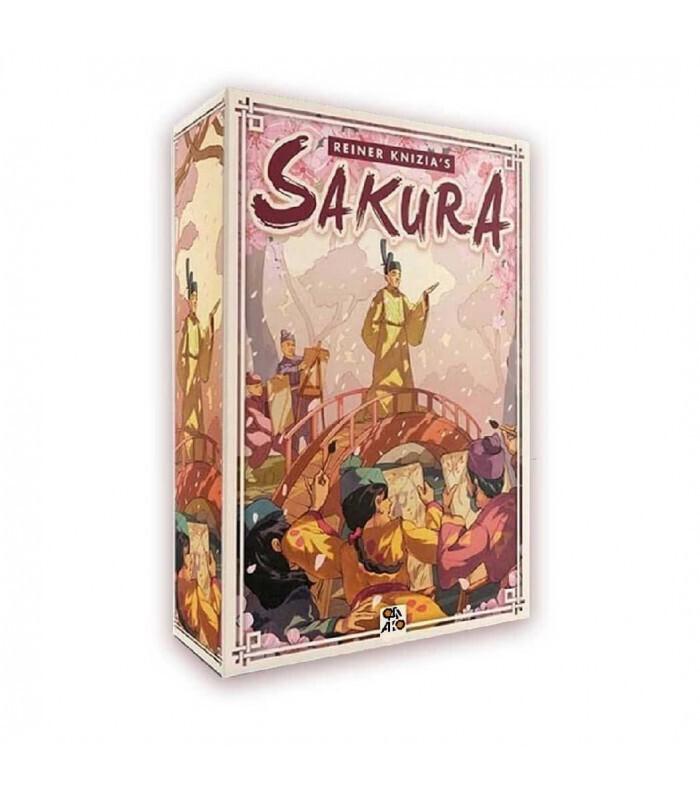 جعبه بازی SAKURA