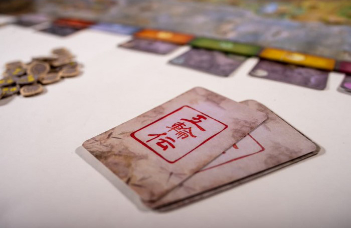 کارتهای بازی BATTLE FOR ROKUGAN
