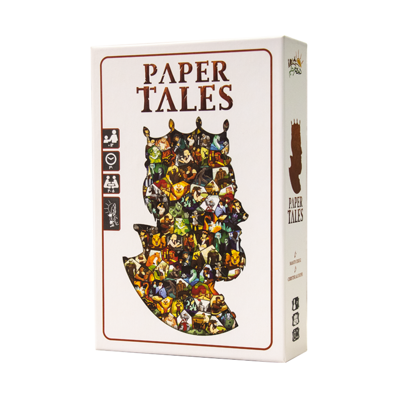 عکس جعبه بازی Paper Tales