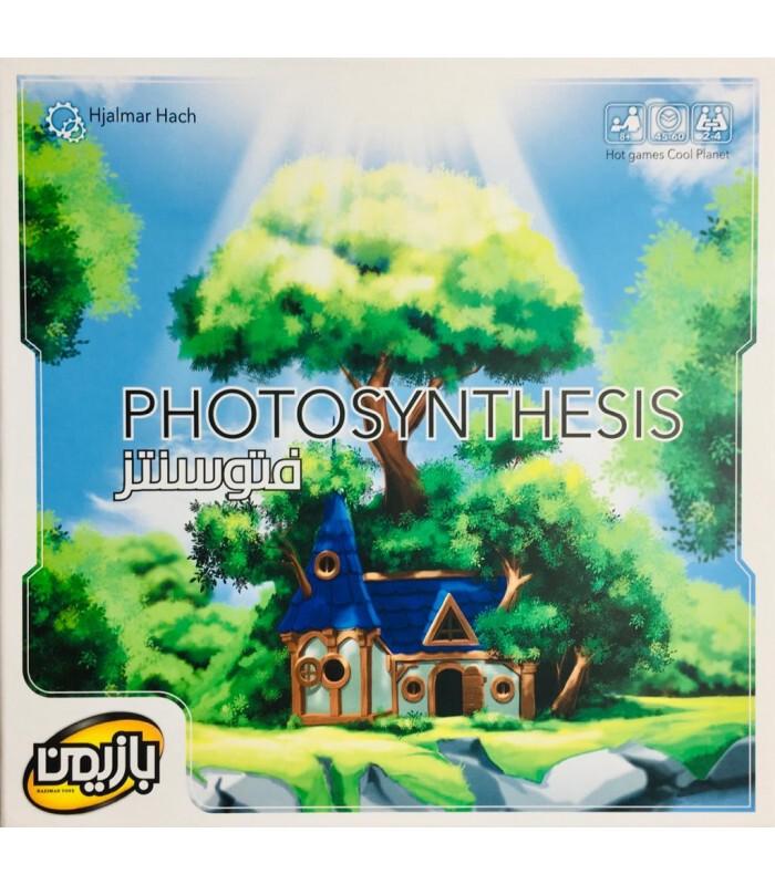 عکس روی جعبه بازی PHOTOSYNTHESIS