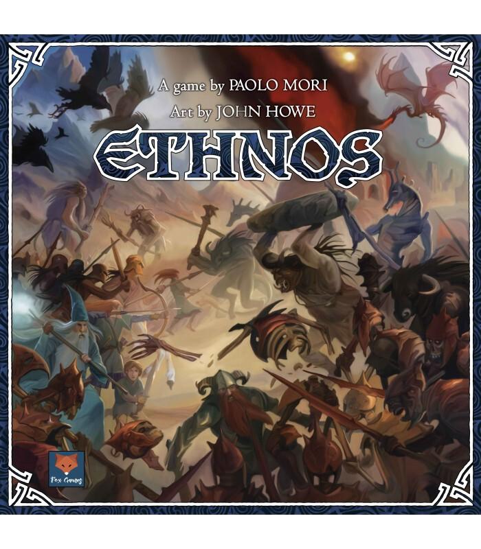 عکس روی جعبه بازی ETHNOS