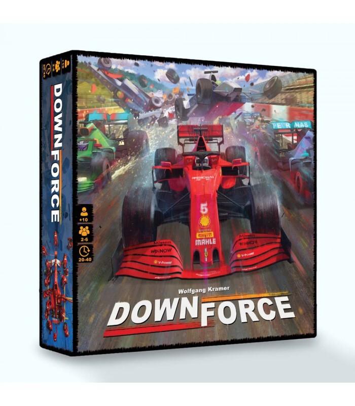 جعبه بردگیم DonwForce