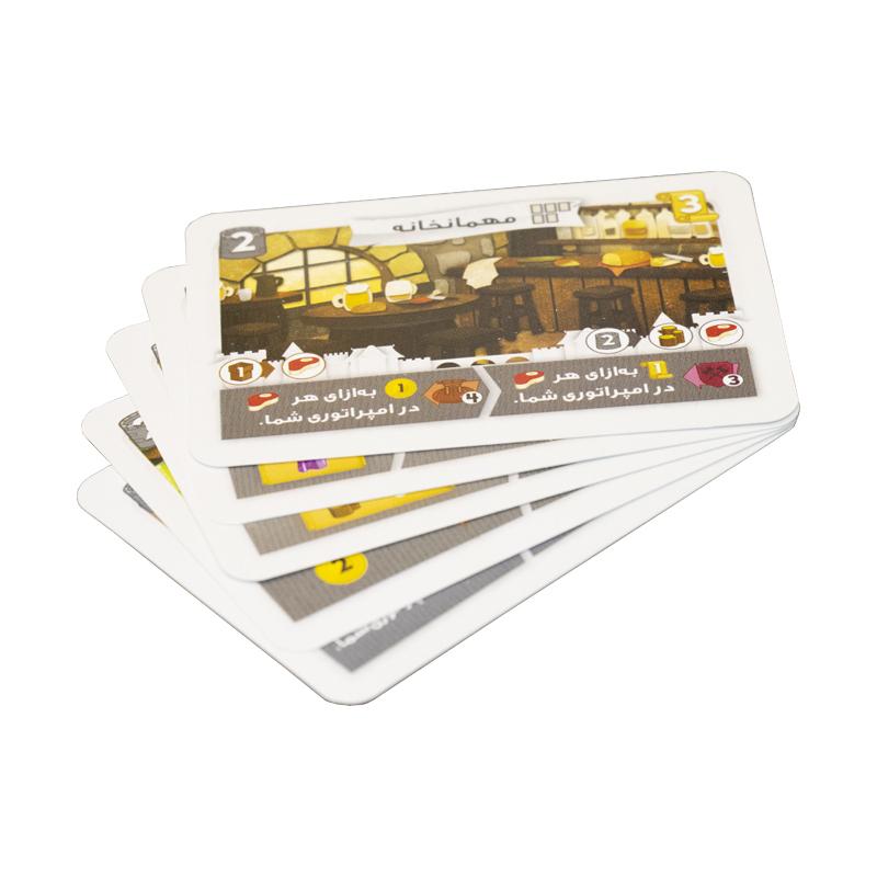 کارتهای بازی Paper Tales
