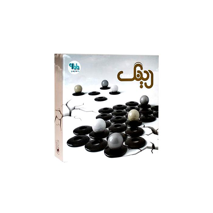 جعبه بازی فکری رینگ Zertz نسخه ایرانی