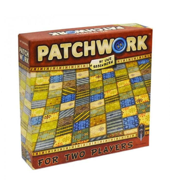جعبه بازی PATCHWORK