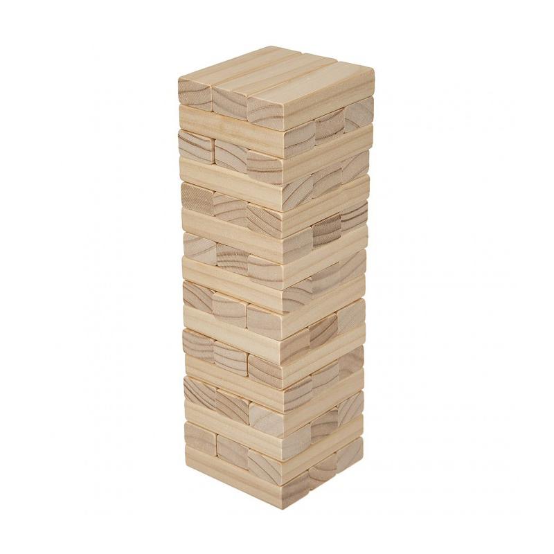 قطعات چوبی بازی جنگا Jenga