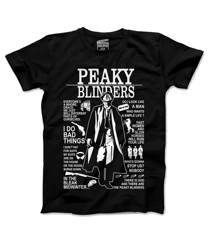 تیشرت Peaky Blinders
